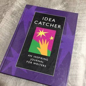 Idea Catcher / An Inspiring Journal For Writers